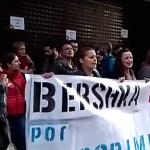 Bershka: Trabajadoras en huelga indefinida