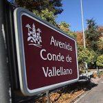 Conde de Vallellano sin avenidas y calles poco a poco