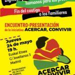 Madrid por la PAZ, el encuentro y la convivencia
