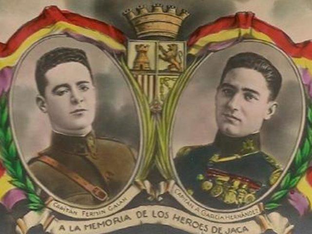 Los capitanes de Jaca