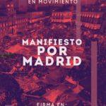 Manifiesto por Madrid: hacia la Unidad Popular