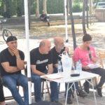 Diálogos contra la represión
