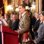 Otro cuento de Reyes de Felipe VI